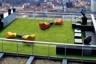 Bild für Kategorie Kunstrasen Balkon & Terrasse