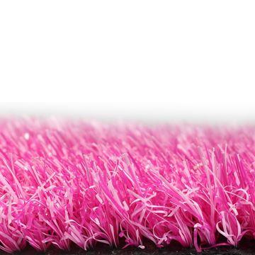 Kunstrasen Pink